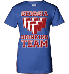 State Shirt - Georgia Drinking Team - Shirt Loft - 12