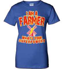Farmer Shirt - I Am A Farmer. What's Your Superpower? - Shirt Loft - 12