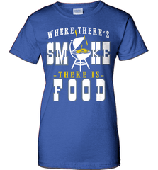 BBQ Shirt - Where There Is Smoke, There Is Food - Shirt Loft - 12