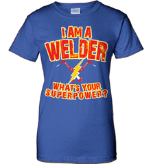 Welder Shirt - I Am A Welder. What's Your Superpower? - Shirt Loft - 12