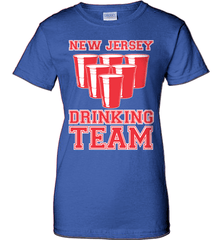 State Shirt - New Jersey Drinking Team - Shirt Loft - 12
