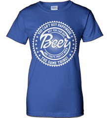 Beer Shirt - You Can't Buy Happiness But You Can Buy Beer And That's Pretty Much The Same Thing! - Shirt Loft - 12