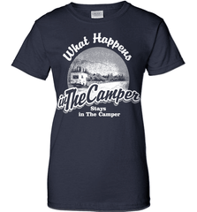 Camping Shirt - What Happens In The Camper Stays In The Camper - Shirt Loft - 11