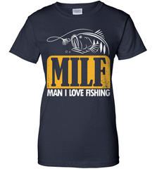 Fishing Shirt - (MILF) Man I Love Fishing - Shirt Loft - 10