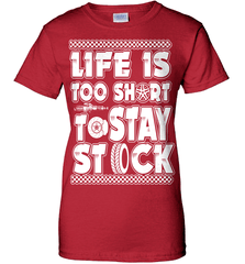 Mechanic Shirt - Life Is Too Short To Stay Stock - Shirt Loft - 11
