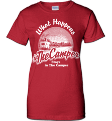 Camping Shirt - What Happens In The Camper Stays In The Camper - Shirt Loft - 12