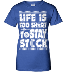 Mechanic Shirt - Life Is Too Short To Stay Stock - Shirt Loft - 12