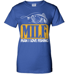 Fishing Shirt - (MILF) Man I Love Fishing - Shirt Loft - 12
