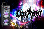 Shier Sound DJ Party Karaoke Portable Speakers System with LED Lights D10