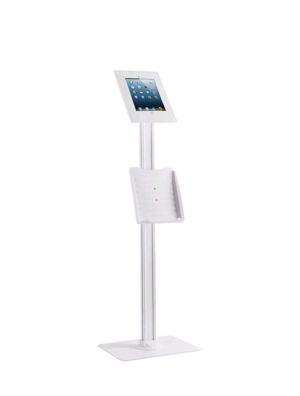 iPad Floor standing (lockable) - Simtek World