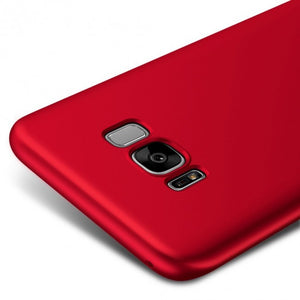 Ultra Slim Case Cover For Samsung Galaxy S8 Plus (Red)