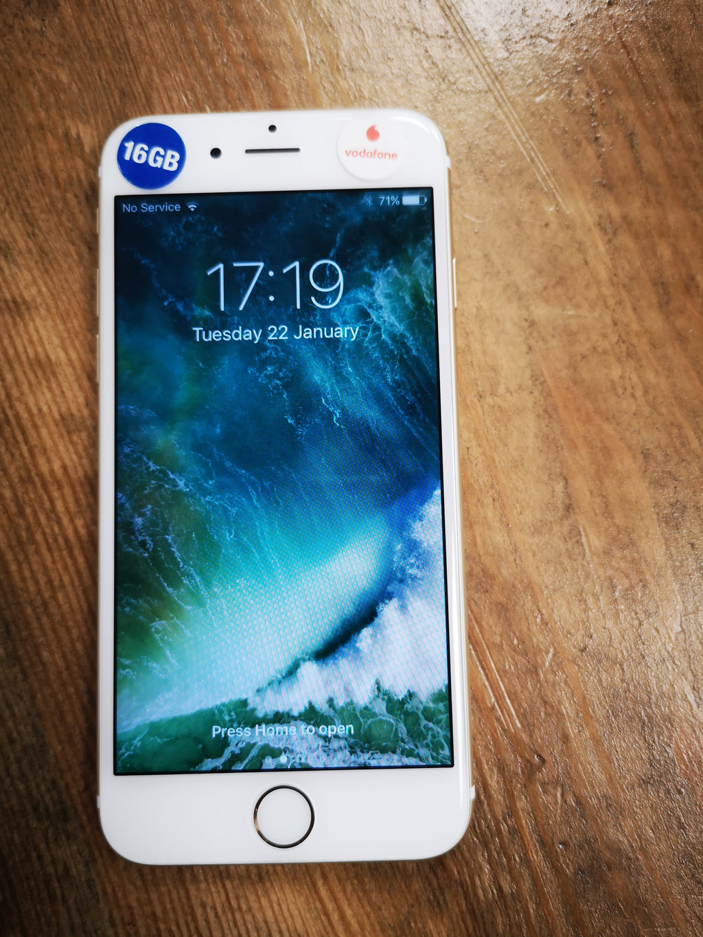 iPhone 6 16gb (Vodafone) Grade A - Simtek World