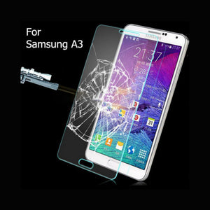 Tempered Glass Protector for Samsung A3 - Simtek World