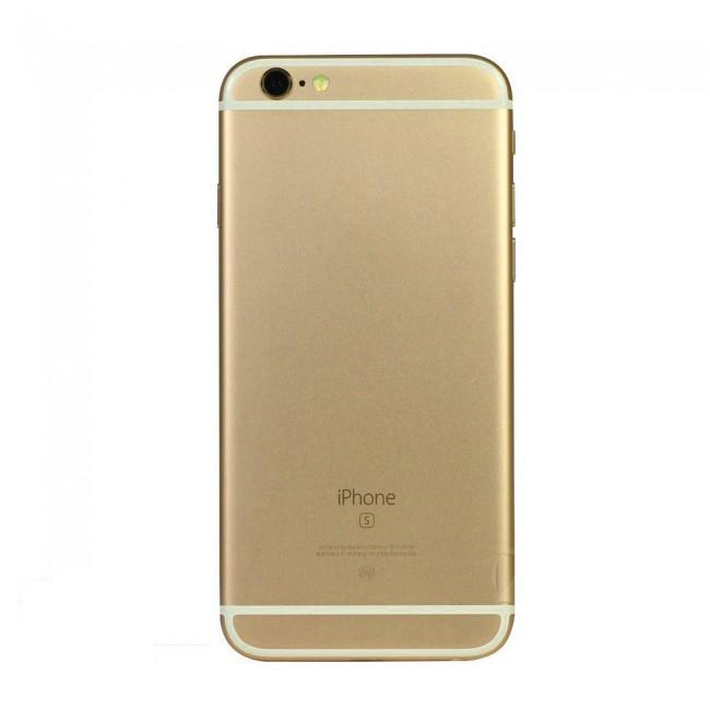 "Replacement Assembly Housing Back Cover Case For iPhone 6s plus 5.5"" (Gold) - Simtek World"