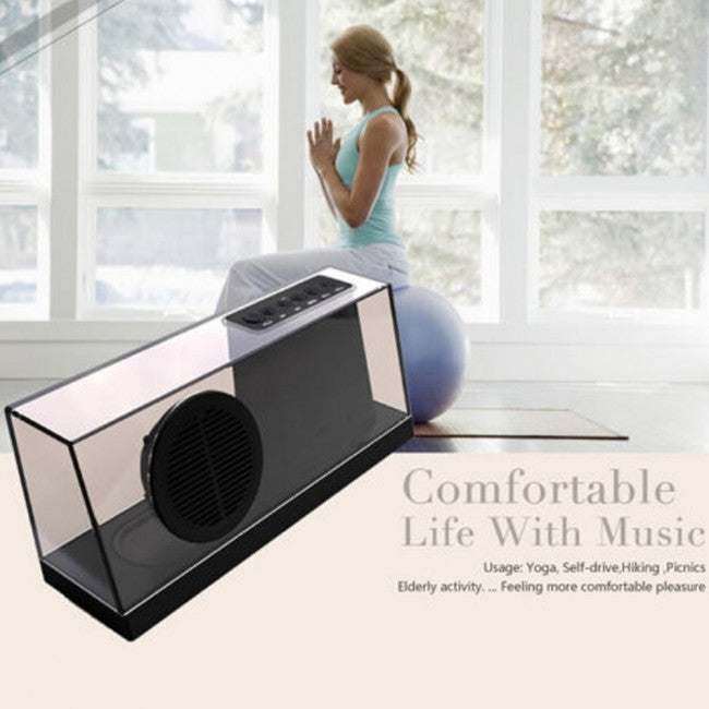 SDY033 HIFI Portable Bluetooth Wireless Stereo Speaker - Simtek World