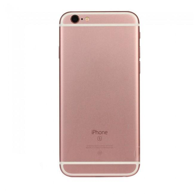 "Replacement Assembly Housing Back Cover Case For iPhone 6s 4.7"" (Rose Gold) - Simtek World"