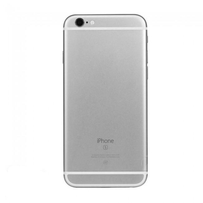"Replacement Assembly Housing Back Cover Case For iPhone 6s plus 5.5"" (Silver) - Simtek World"