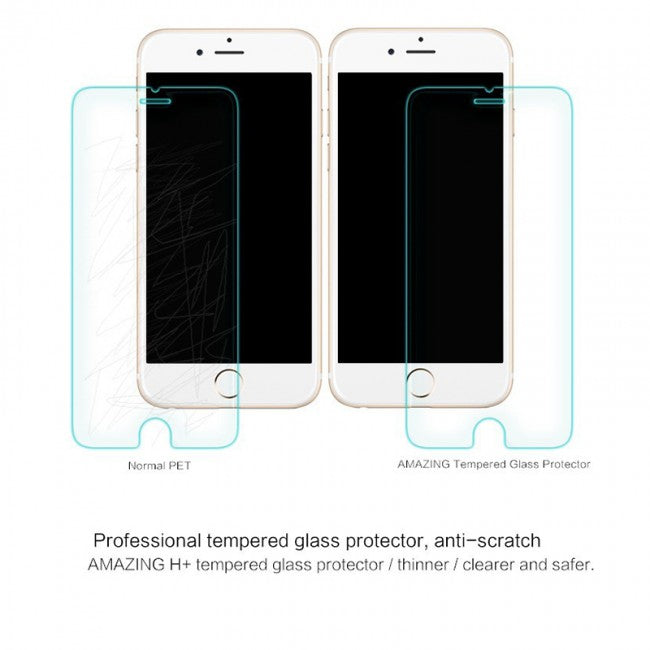Tempered Glass Protector for iPhone 7- 7 Plus - Simtek World