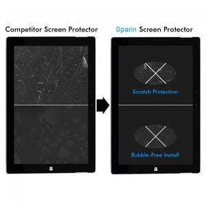 Ultra Clear High Definition Tempered Glass Screen Protector for Microsoft Surface 3 - Simtek World