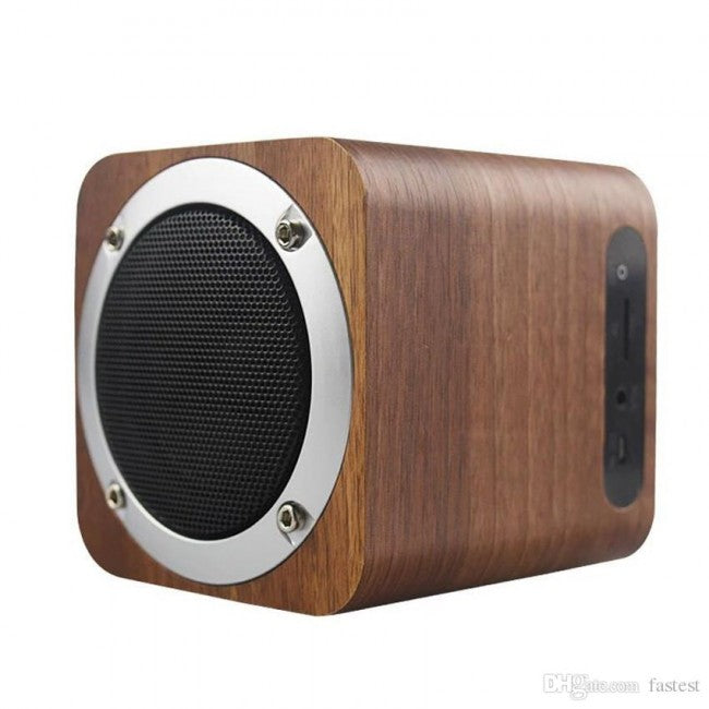 Wooden Style Bluetooth Speaker CM-B06 - Simtek World