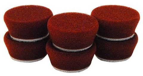 Uro-Tec™ Coarse Maroon Medium Cut/Polish Foam Pad