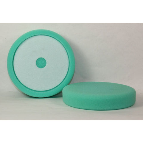 Hi-Tech GRN Light Cut Foam Pad-6.5""