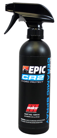 Malco EPIC CR2 Hydro Protect Cermaic