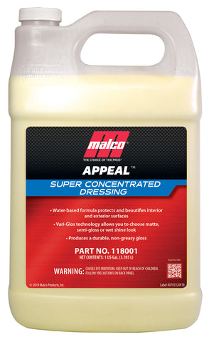 Malco Appeal Super Concentrated Dressing