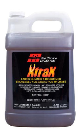 Malco Xtrax™ Liquid Fabric Cleaner & Deodorizer