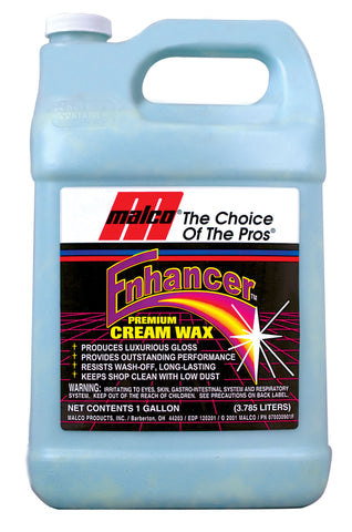 Malco Enhancer Premium Cream Wax