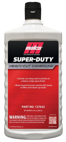 Malco Super Duty Heavy Cut Compound