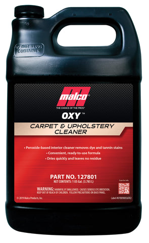 Malco Oxy Carpet and Upholstery Cleaner