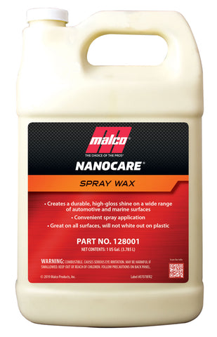 Malco NanoCare Spray Wax