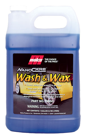 Malco Nano Care Wash & Wax