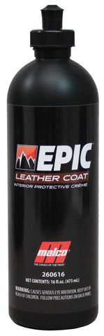 Malco EPIC™ Leather Coat