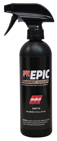 Malco EPIC™ Fabric Coat
