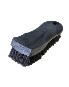 Braun Leather Upholstery Horse Hair Brush