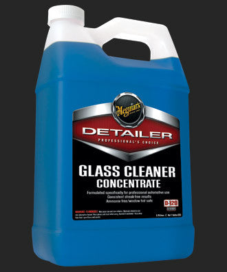 D120 Detailer Glass Cleaner Concentrate-1gal.