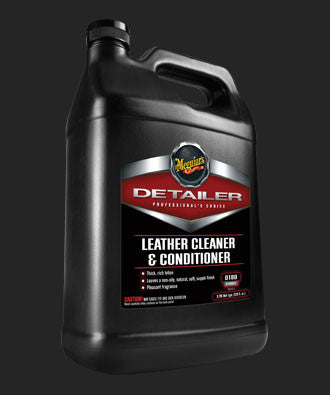 D180 Detailer Leather Cleaner & Conditioner-1gal.