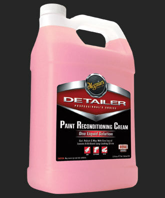 D151 Detailer Paint Reconditioning Cream-1gal.