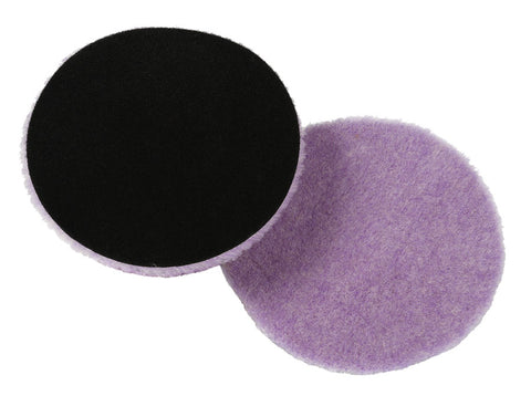 Lake Country Purple Foamed Wool