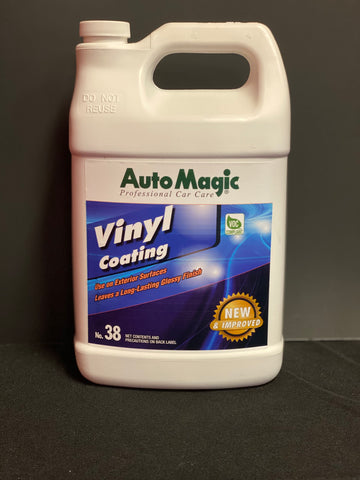 AutoMagic Vinyl Coating