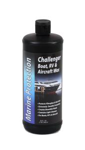 P&S Challenger Boat, RV & Aircraft Wax-32oz.