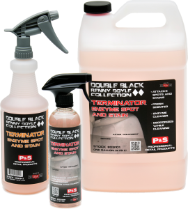 Double Black Renny Doyle Collection, P&S: Terminator Enzyme Spot & Stain Remover-16oz.