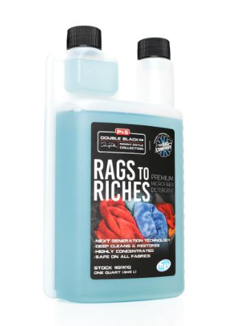 P&S/The Rag Company Rags To Riches