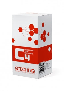 GTECHNIQ C4 Permanent Trim Restorer-30ml.