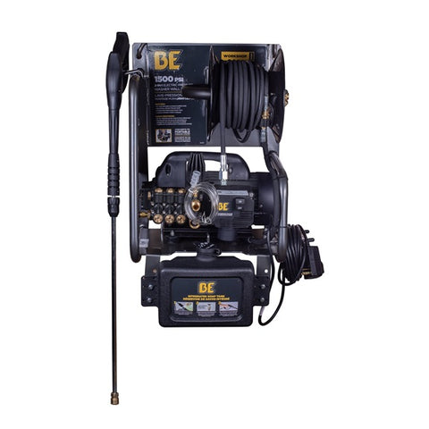 BE Wall Mount 1.5HP 1500 PSI 2-in-1