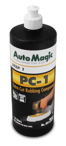 AutoMagic PC-1 Extra Cut Rubbing Compound