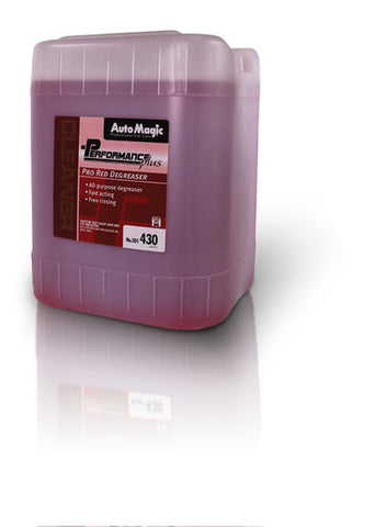 AutoMagic Pro Red Degreaser-5gal.
