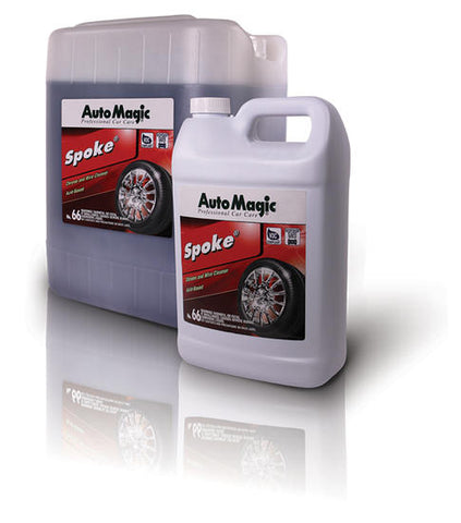 AutoMagic Spoke Wire Wheel Cleaner